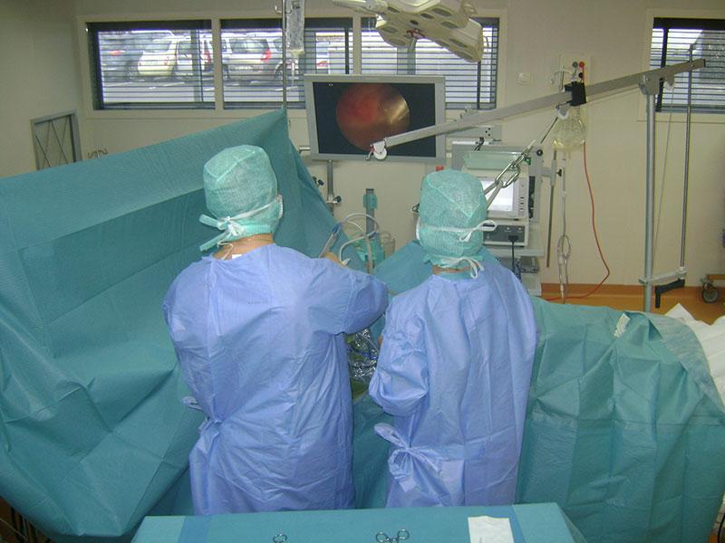 Hospitalisation complete